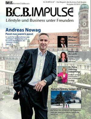 Impuls Business Club Bavaria  2015