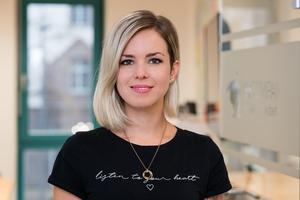 Miriam Kugele, Personalvermittlerin der GS Company Personal- & Arbeitsvermittlung am Standort Oranienburg