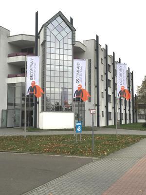 Zentrale der Personalvermittlung und Arbeitsvermittlung GS Company.
